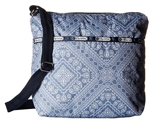 Lesportsac Small Cleo Cross-Body Handbag (One Size, Bandana Lace)