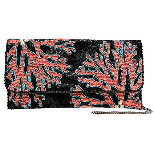 Mary Frances Belize Clutch