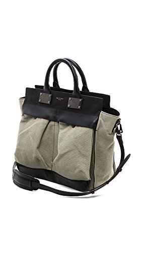 RAG & BONE Large Pilot Satchel Bag, Taupe