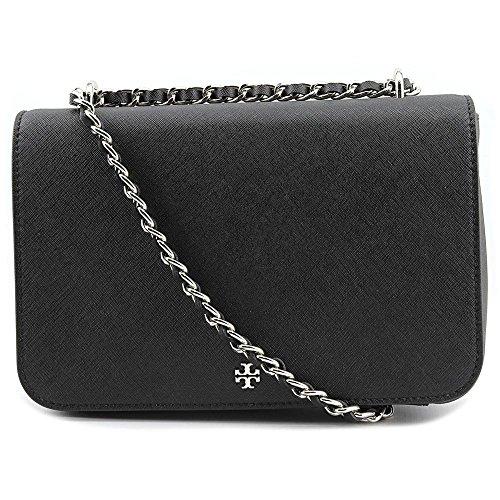 Tory Burch Robinson Adjustable Shoulder Bag Women Leather Shoulder Bag NWT