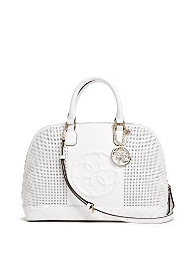 GUESS Korry Perforated Dome Satchel
