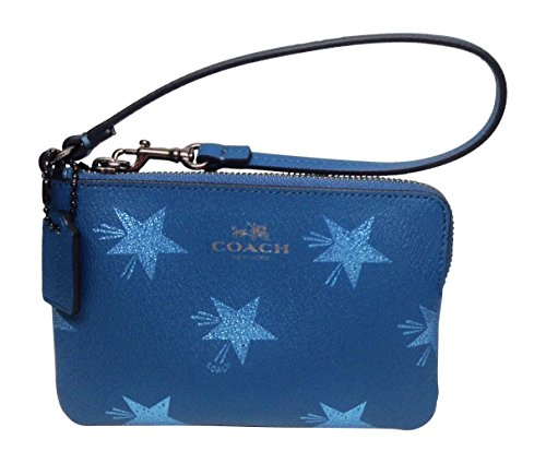 Coach Star Canyon Corner Zip Wristlet F64239