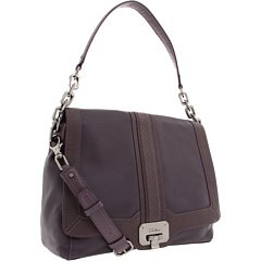Cole Haan Valise Jenna Shoulder Bag, Dark Aubergine