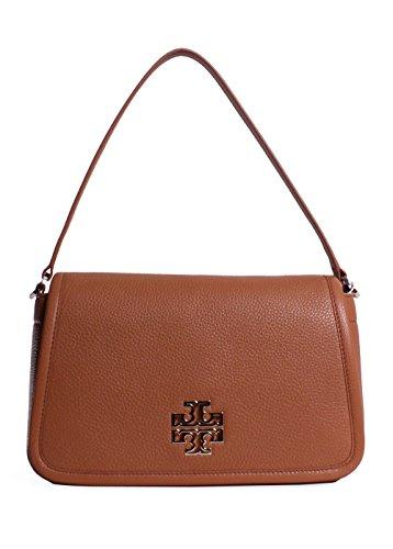 Tory Burch Britten Shoulder Bag Bark
