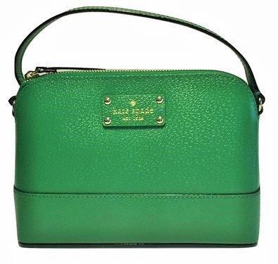 Kate Spade New York Wellesley Hanna Crossbody Sprt Green