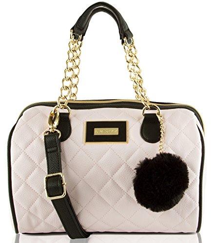 Betsey Johnson Be Mine Medium Speedy Handbag Satchel