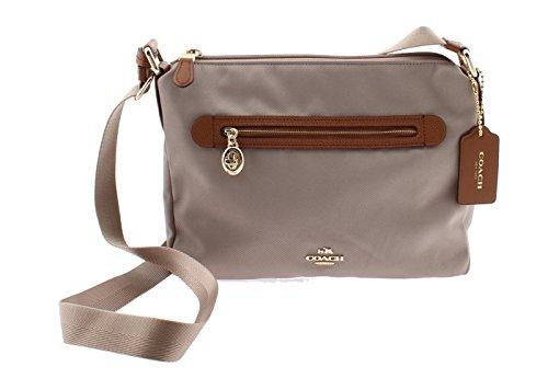 Coach Sawyer Crossbody Bag in Polyester Twill F37239