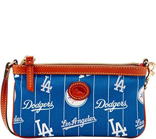Dooney & Bourke Los Angeles Dodgers Nylon Wristlet