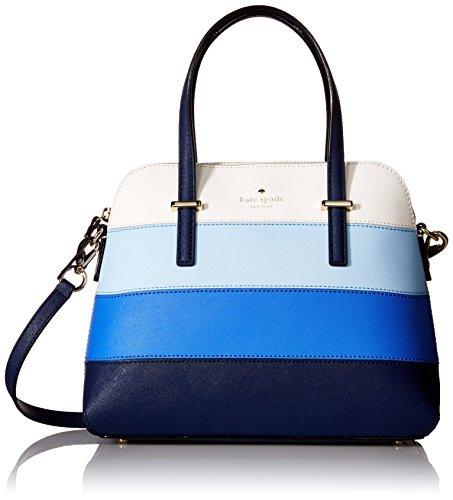 kate spade new york Cedar Street Stripe Maise Satchel Bag