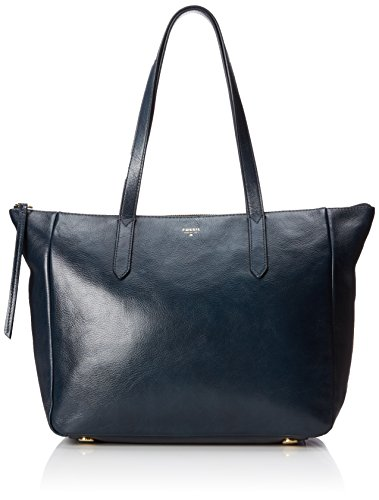 Fossil Sydney Shopper Shoulder Bag, Heritage Blue, One Size