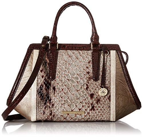 Brahmin Arden Satchel Bag