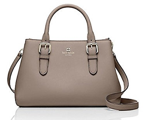 Kate Spade New York Cove Street Provence Convertible Satchel (cliff grey)