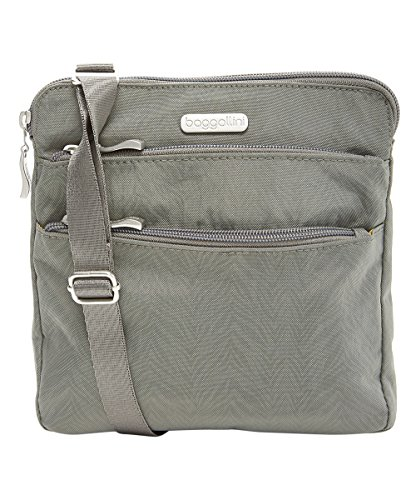 Baggallini Zipper Crossbody Bag