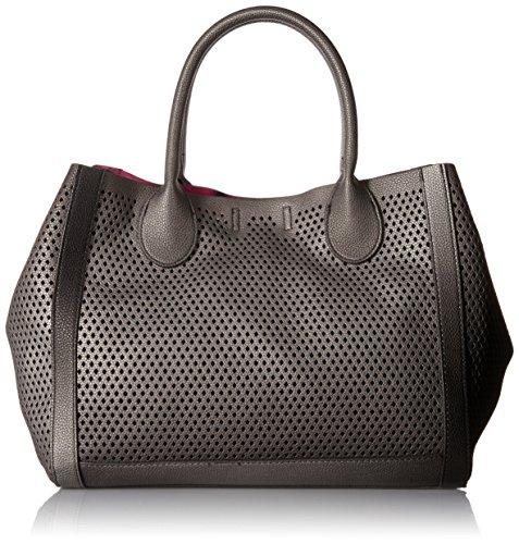 Steve Madden Bperfie Perforated Bag with Pouch