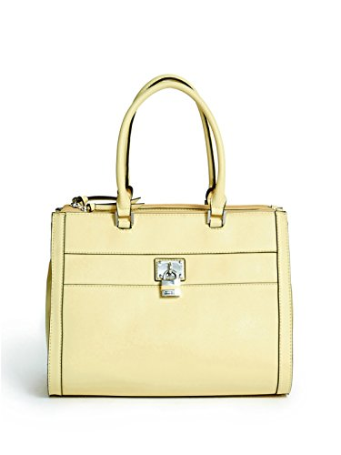 GUESS Women's Delray Saffiano Carryall