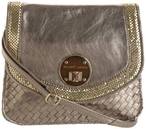 Elliott Lucca Roma Flap Shoulder Bag