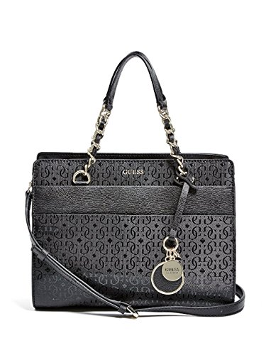 GUESS Janette Logo Small Satchel