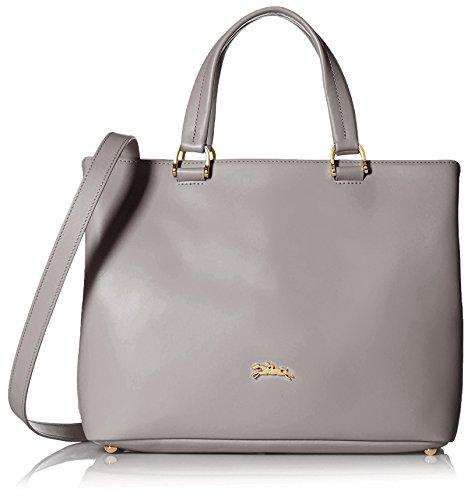 Longchamp Women's Honore Medium Handbag, Argille