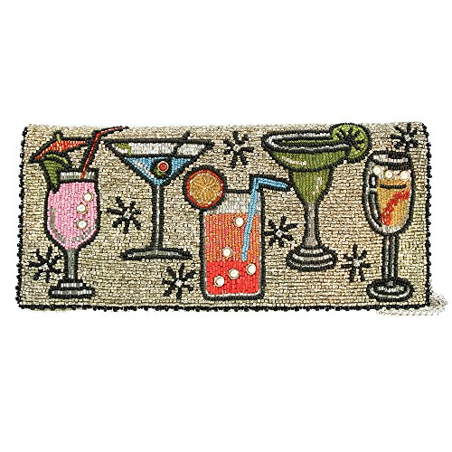 Mary Frances Cocktail Hour Clutch