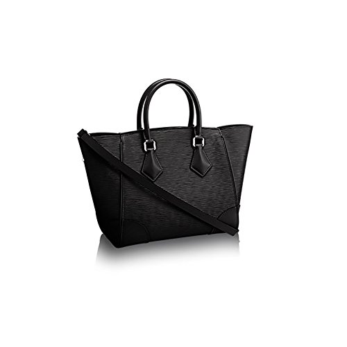 Authentic Louis Vuitton Epi Leather Phenix PM Bag Tote Handbag Article: M50803 Poppy Made in France