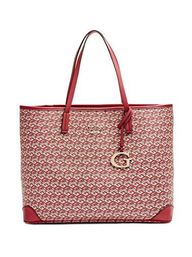 GUESS G Cube Tote with Pouch
