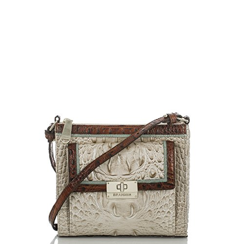 Brahmin Women's Mimosa Linen Cross Body