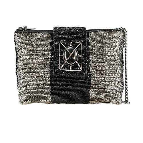 Mary Frances Space Odyssey Mini Handbag