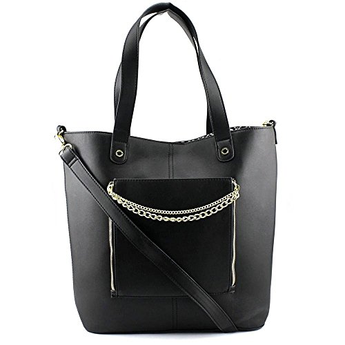 Steve Madden DO258635 Women Faux Leather Tote NWT