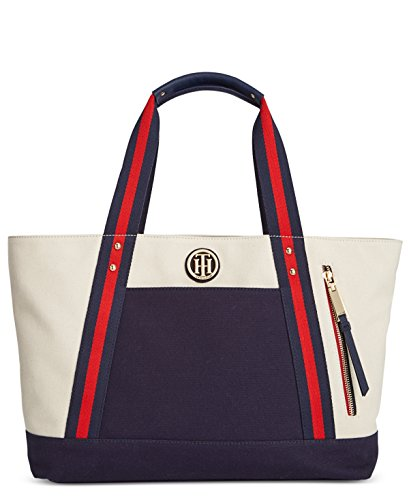 Tommy Hilfiger Women's Turn Tote Natural Tote