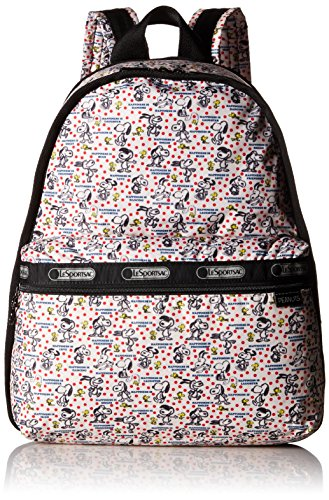LeSportsac Mickey Loves Minnie Basic Backpack
