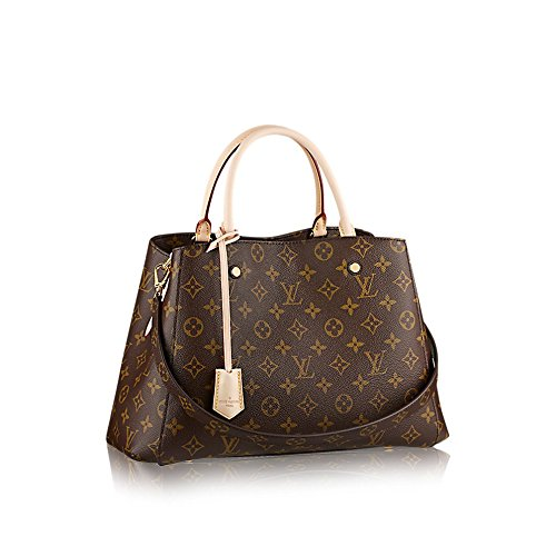 Louis Vuitton Montaigne MM Monogram Handbag Article: M41056 Made in France