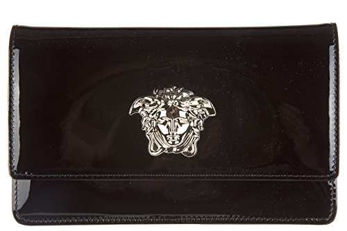 Versace women's leather shoulder bag original black