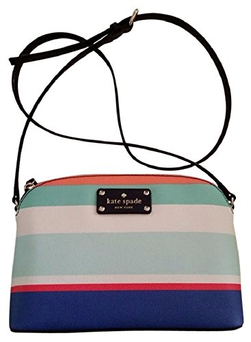 Kate Spade New York Wellesley Newbury Hanna Crossbody trop stripes