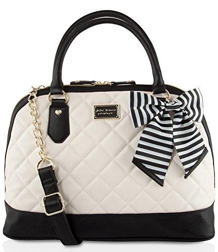 Betsey Johnson large dome purse