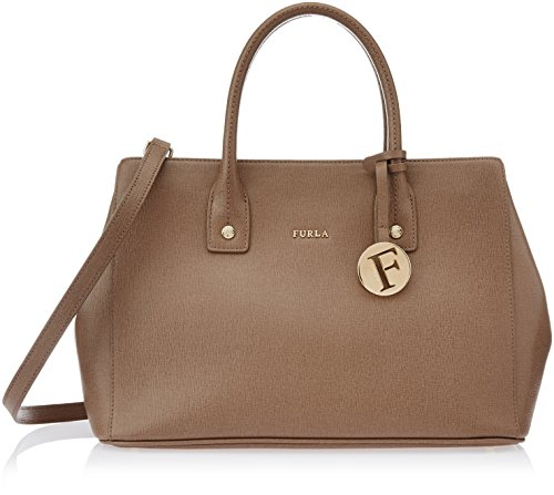 Furla Linda Leather Satchel Diano