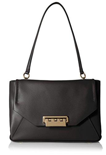 ZAC Zac Posen Women's Eartha Envelope Shoulder Bag in Black