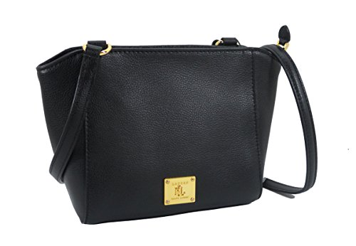 LAUREN Ralph Lauren Handbag, Leather Crossbody