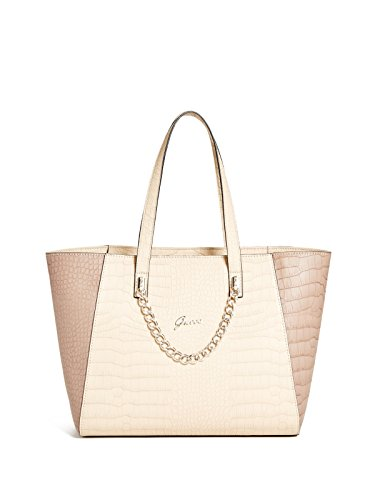 GUESS Women's Fruitful Croc-Embossed Tote