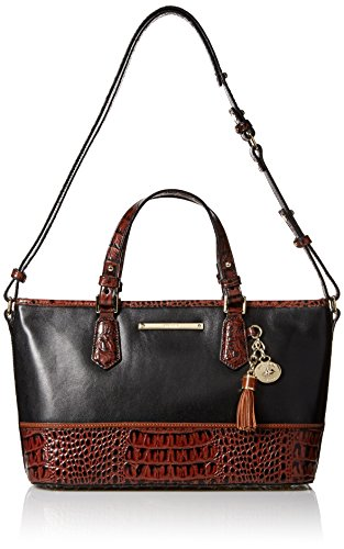 Brahmin Mini Asher, Black