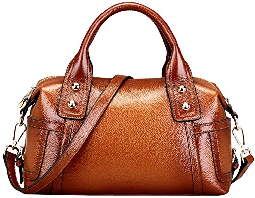 Heshe Women's Handbags Vintage Shoulder Bags Cross Body Tote Purses