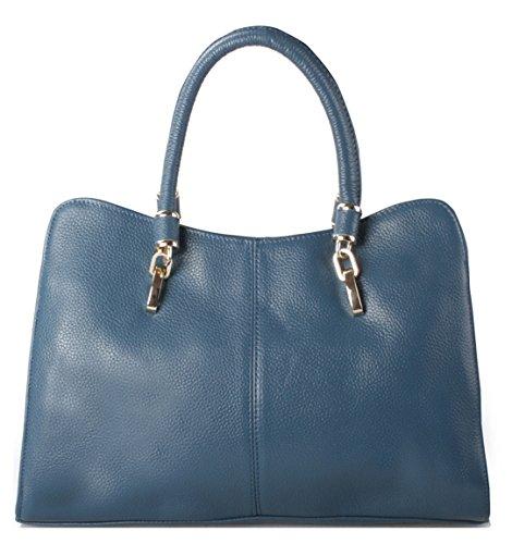 Tibes Women Leather Handbag Shoulder Bag Casual Tote