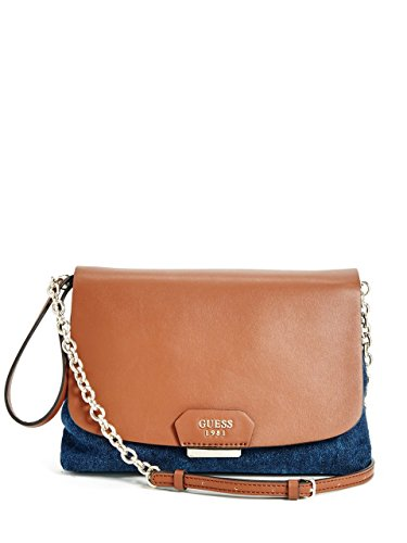 GUESS Camylle Denim Cross-Body