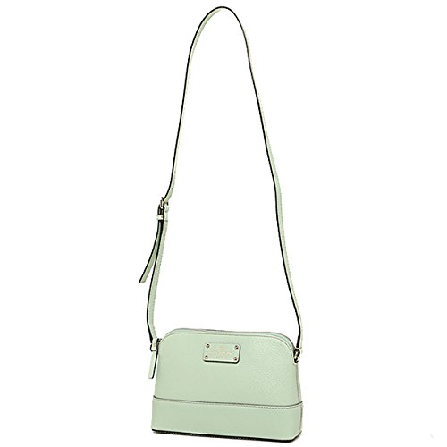 Kate Spade Hanna Wellesley Cross Body Bag, mint