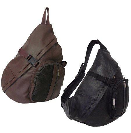 Amerileather APC Leather Cross Body Sling Bag 1519-0