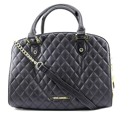 Steve Madden DO258225 Women Faux Leather Satchel NWT