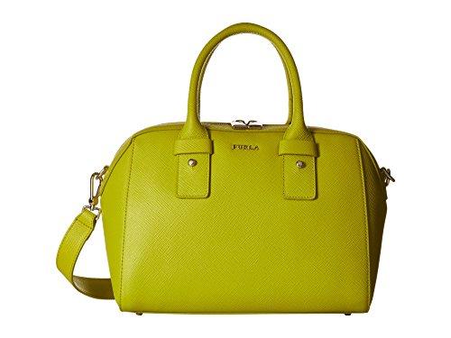 Furla Allegra Satchel Bag, Jade