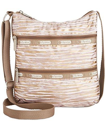 LeSportsac Kylie Crossbody Bag – Gold Coast Tan