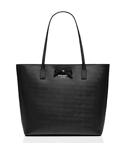 Kate Spade New York sawyer street tori tote bag – Black