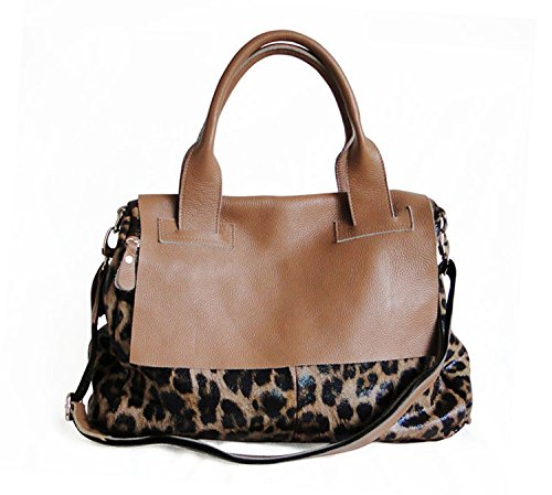 ZENTEII Women Genuine Leather Handbag Satchel Hobo Tote