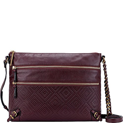 Elliott Lucca Mari 3 Zip Crossbody
